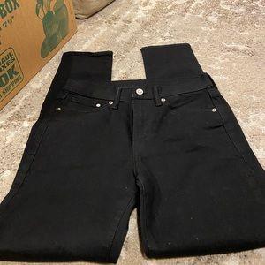 H&M Black Skinny Men's jeans